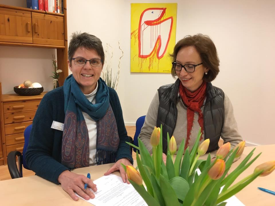 SAPV-Kooperationsvertrag unterzeichnet